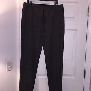 Bcbgmaxazria SHEAN Dark Heather Grey Trouser